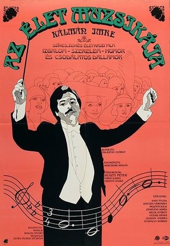 Poster of Az élet muzsikája - Kálmán Imre