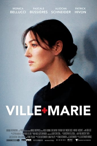 Poster of Ville-Marie