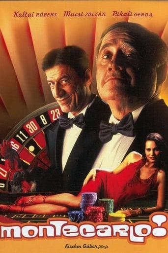Poster of Montecarlo!