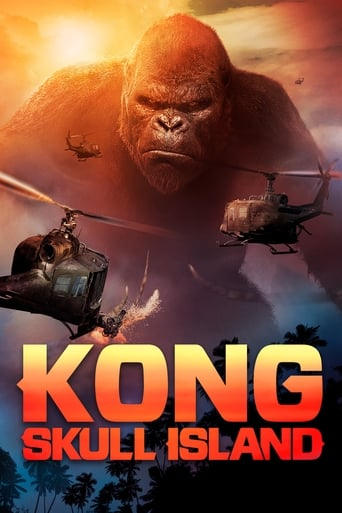 Filmplakat von Kong: Skull Island