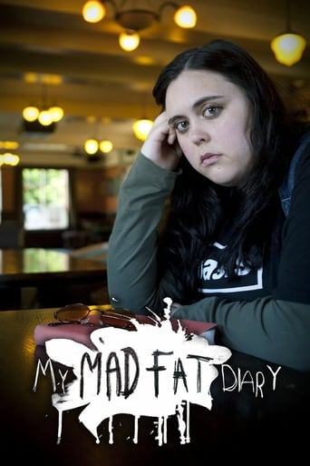 Poster of My Mad Fat Diary