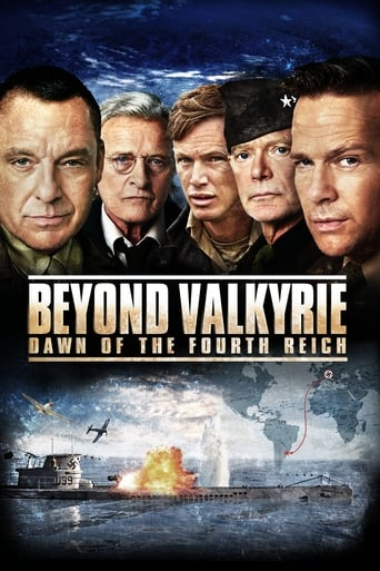 Poster of Beyond Valkyrie: Dawn of the Fourth Reich