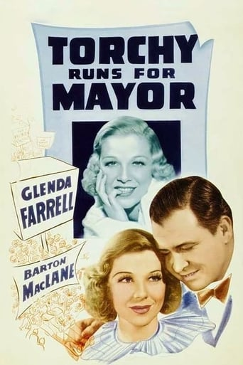 Poster of Torchy Runs for Mayor