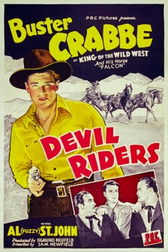 Poster of Devil Riders
