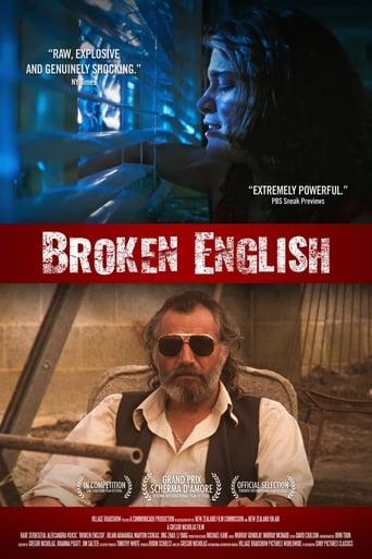 Poster of Broken English