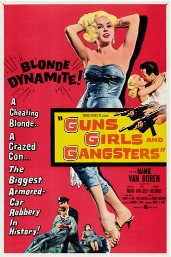 Poster of Guns Girls and Gangsters