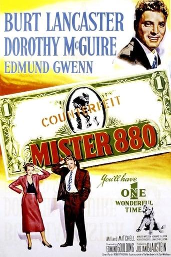 Mister 880 Movie Poster