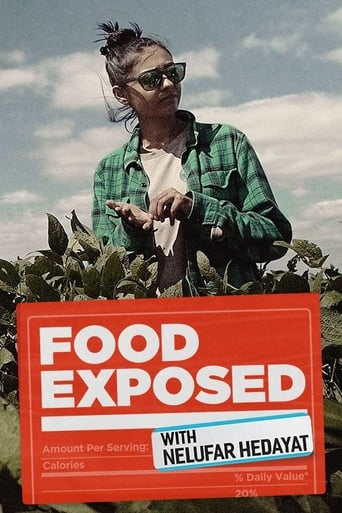 Watch Food Exposed with Nelufar Hedayat Free Movie Online