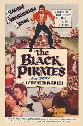 The Black Pirates (1954)