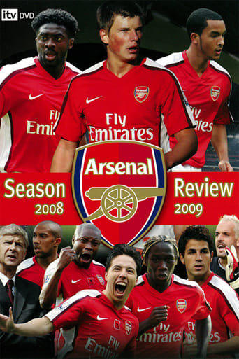 Arsenal: Season Review 2008-2009