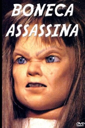 Boneca Assassina - Poster