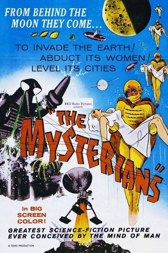 Poster of The Mysterians