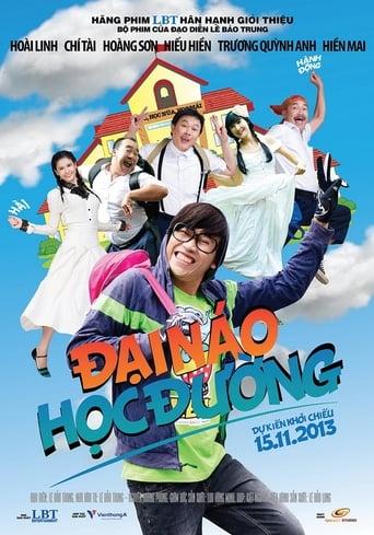 Poster of Đại Náo Học Đường