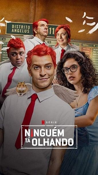 Ninguém Tá Olhando 1ª Temporada - Poster