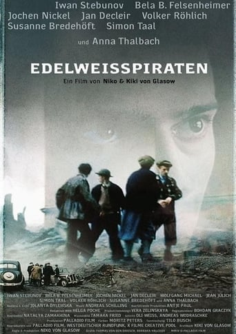 Poster of The Edelweiss Pirates