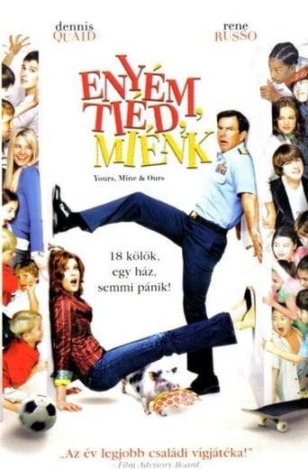 Poster of Enyém, tiéd, miénk