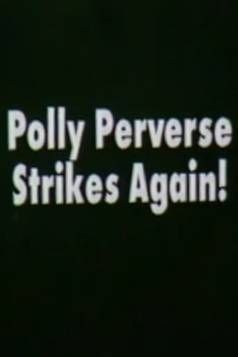 Poster of Polly Perverse Strikes Again!