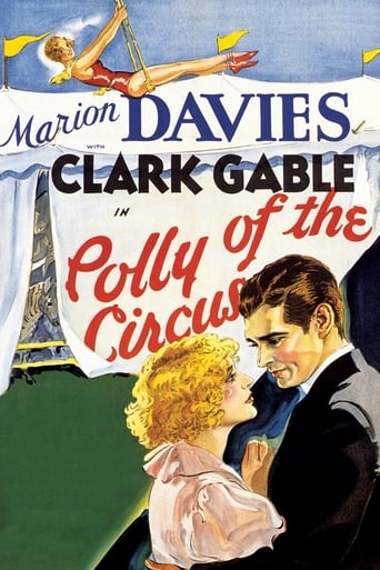 Poster of Polly of the Circus