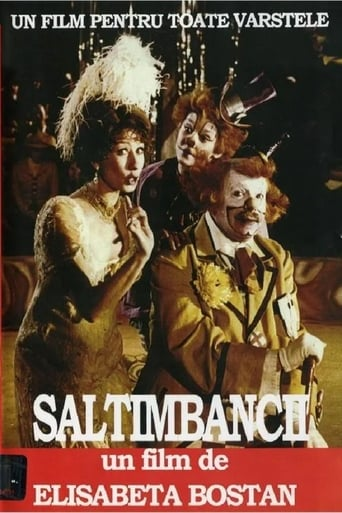 Poster of Saltimbancii