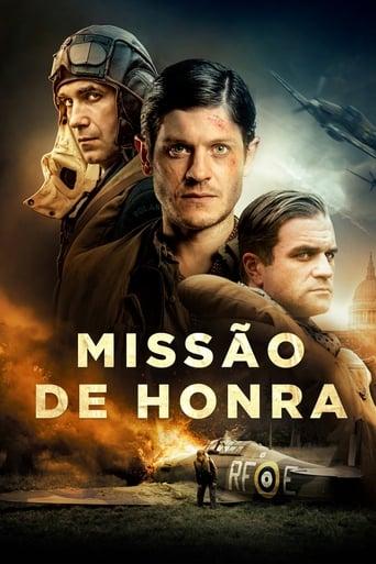 Missão de Honra - Poster