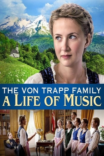 Poster of The von Trapp Family: A Life of Music fragman