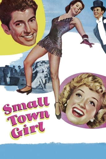 Poster of Small Town Girl
