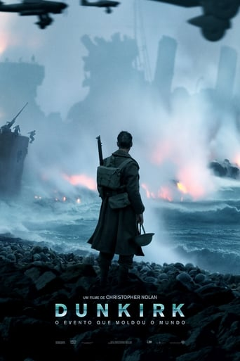 Dunkirk Torrent (2017) Dual Áudio 5.1 / Dublado BluRay 720p | 1080p – Download
