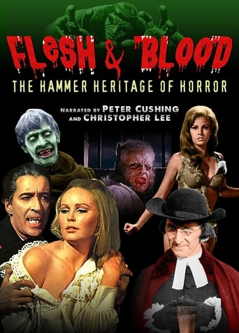 Watch Flesh and Blood: The Hammer Heritage of Horror Full Movie Online Putlockers