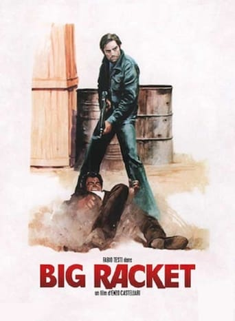The Big Racket Movie Poster