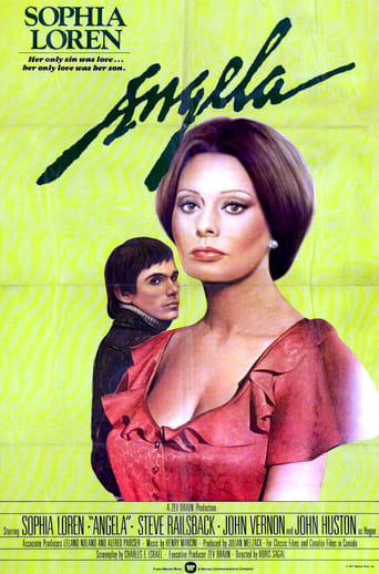 Poster of Angela
