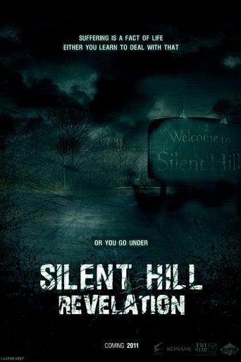 Poster of Silent Hill: Revelation 3D