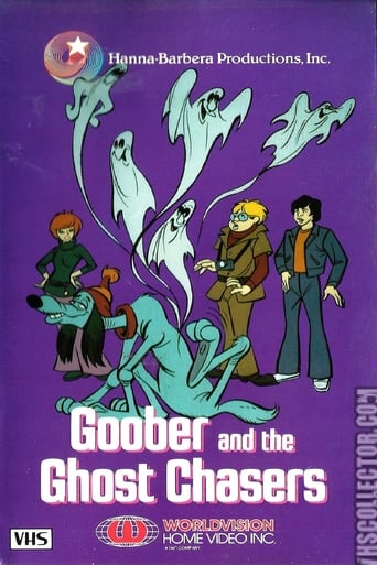 Poster of Goober and the Ghost Chasers
