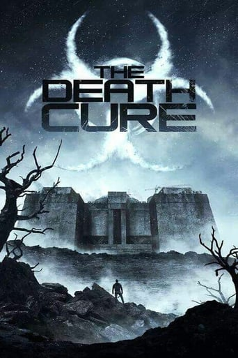 Poster of Maze Runner: The Death Cure