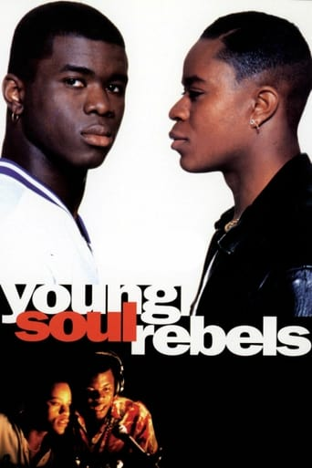 Poster of Young Soul Rebels