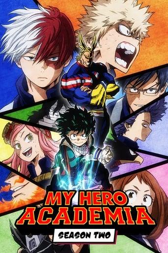 Boku no Hero Academia 2da temporada