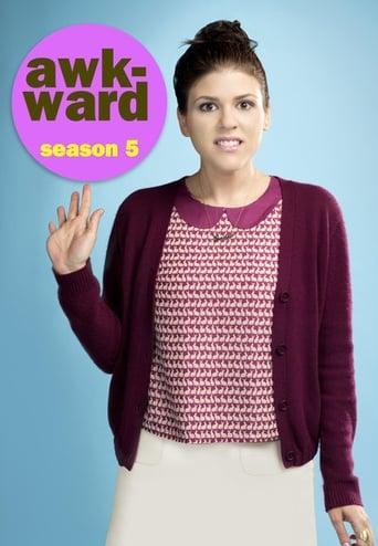 Awkward. 5ª Temporada - Poster