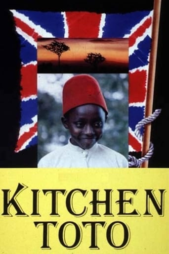 Poster of The Kitchen Toto