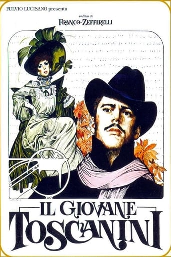 Poster of Il giovane Toscanini