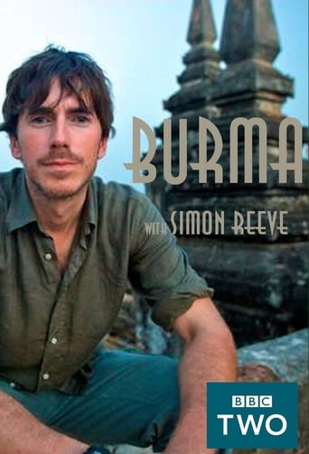 Simon Reeve in Burma