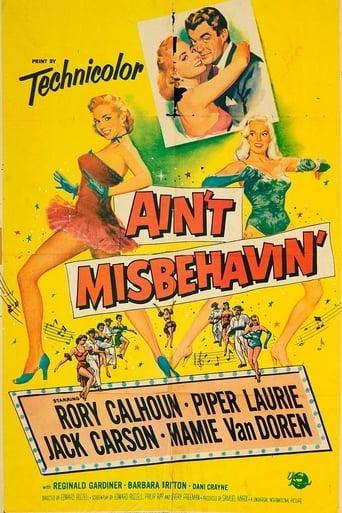 Poster of Ain't Misbehavin'