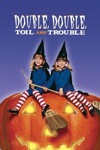 Poster of Double, Double, Toil and Trouble