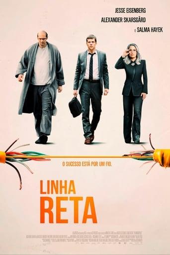 Linha Reta - Poster