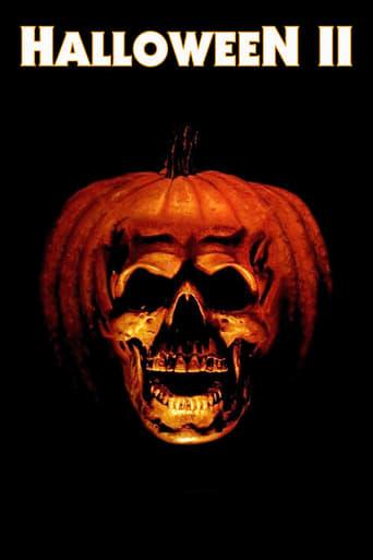 Halloween II (1981) - poster