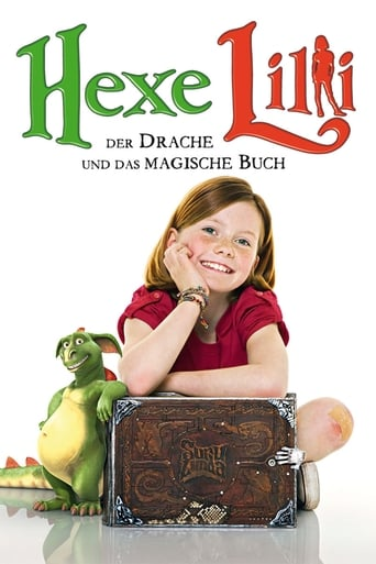 Poster of Lilly the Witch The Dragon and the Magic Book