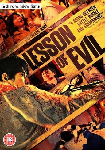 Poster Lesson of the Evil