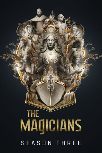 Magai / The Magicians (2018) 3 Sezonas LT SUB