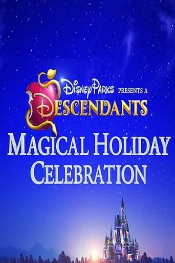 Poster of Disney Parks Presents a Disney Channel Holiday Celebration