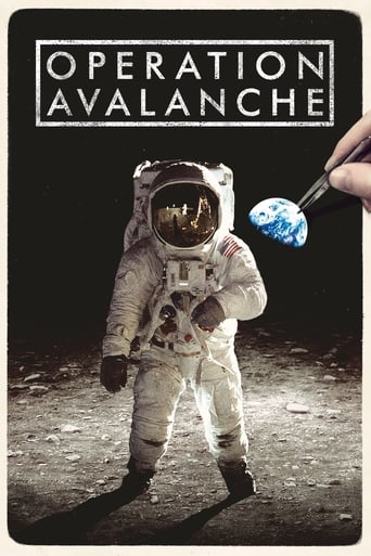 Poster of Operation Avalanche