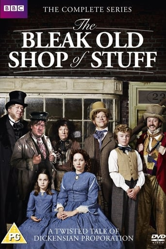 Capitulos de: The Bleak Old Shop of Stuff