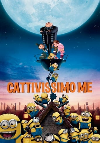 Poster of Cattivissimo me